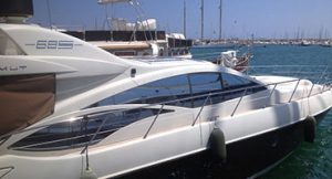 Window Film for Boats